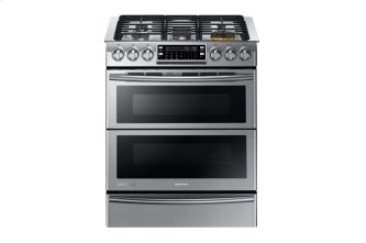 NY58J9850WS Gas Range with Dual Fuel Technology, 5.8 cu.ft