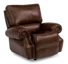 Colton Leather Power Gliding Recliner with Power Headrest