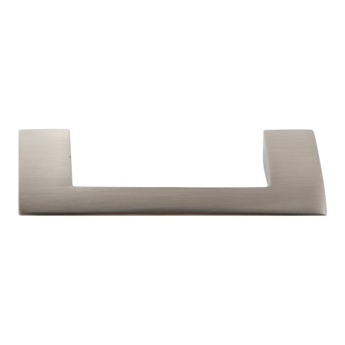 Angled Drop Pull 3 Inch (c-c) - Brushed Nickel