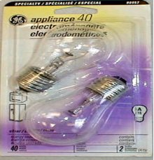 Appliance Bulb - 2 Pack