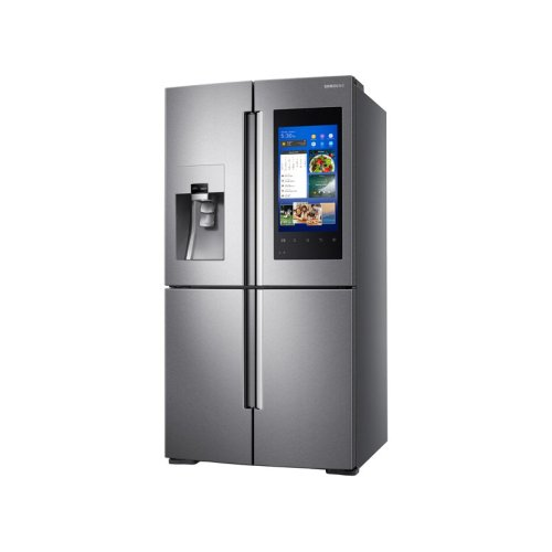 28 Cu Ft Capacity 4 Door Flex Refrigerator With Family Hub 2017