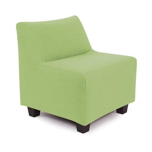 Pod Chair Linen Slub Grass