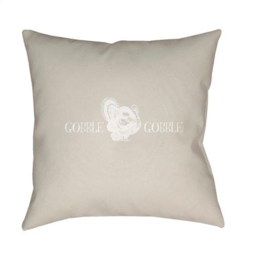 """Gobble Gobble GOBB-002 18"""" x 18"""""""