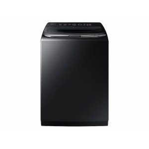 Samsung5.4 cu. ft. activewash Top Load Washer with Integrated Touch Controls in Black Stainless Steel