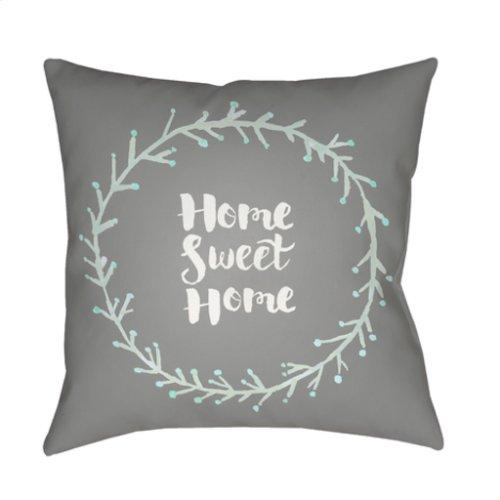 """Home Sweet Home II QTE-022 18"""" x 18"""""""