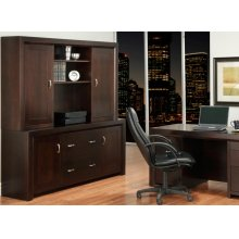 Contempo Office Credenza Bottom Unit Only