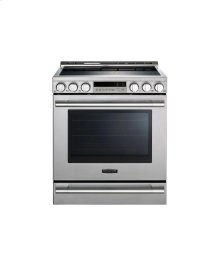 30-inch Electric Slide-In Oven Range