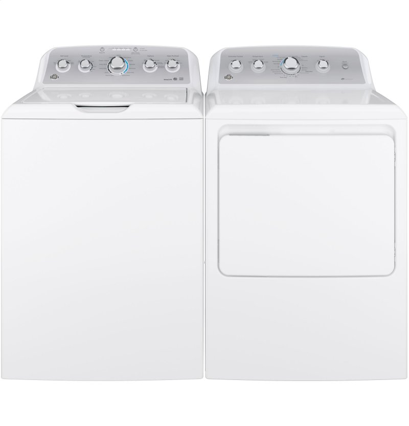 GE® 4 2 cu  ft  Capacity Washer with Stainless Steel Basket