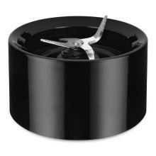 Black Collar for Jar for Blender (Fits models KSB565, KSB655, KSB755) - gasket not included