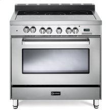 "Stainless Steel 36"" Electric Single Oven Range"