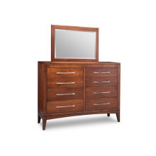 Catalina 8 Drawer High Dresser