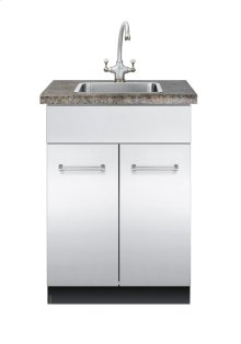 """30""""D. Sink Base Cabinet"""