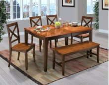 Cut Corner Dining Table
