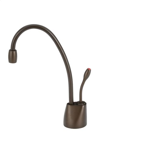 Indulge Contemporary Hot Only Faucet (F-GN1100-Mocha Bronze)
