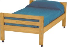 Caster Bed, Twin