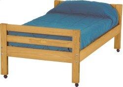 Caster Bed, Queen