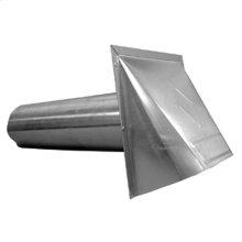 """4"""" Aluminum Vent Hood"""