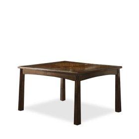 Craftsman Home Dining Table Americana Oak finish