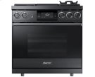 "36"" Pro Dual-Fuel Steam Range, Stainless Steel, Natural Gas Product Image"