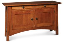McCoy Cabinet Sofa Table
