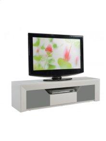 TV Unit White Glossy
