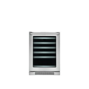 ELECTROLUX24'' Under-Counter Wine Cooler with Left-Door Swing