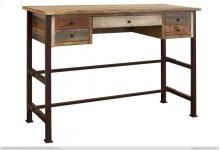 "42"" High Desk w/ 5 Drawer"