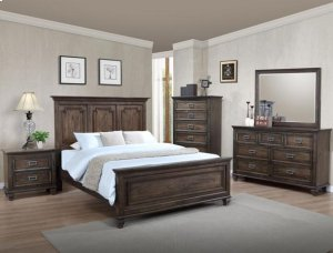 Crown Mark B8250 Campbell Queen Bedroom