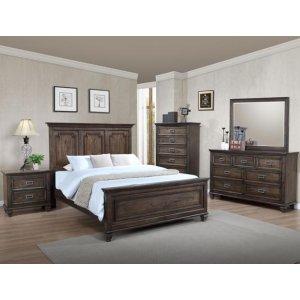 Crown Mark B8250 Campbell Queen Bedroom