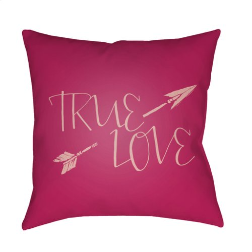 "True Love HEART-022 20"" x 20"""