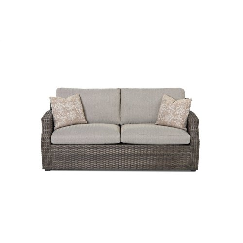 Cascade Sofa - W5000S In By Klaussner Outdoor In St Louis, MO - Cascade Sofa