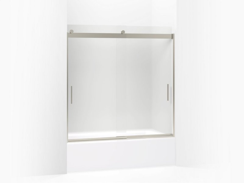 K706002D3MX in Frosted Glass With Matte Nickel Frame by Kohler in ...