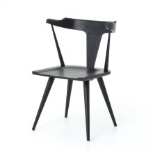 Black Oak Finish Ripley Dining Chair