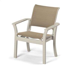 Leeward MGP Sling Stacking Cafe Chair