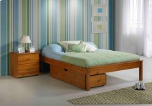 Cheyenne Platform Bed With Jumbo Ubc