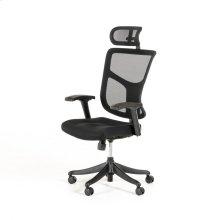 Modrest James Modern Black Office Chair