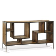 Spencer Media Console/Bookcase