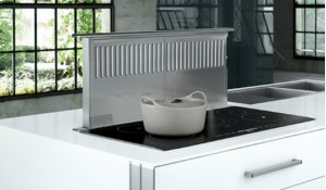"36"" Stainless Scirocco Plus Downdraft Range Hood"