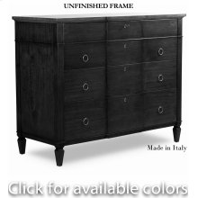 Azzalene Single Dresser, Unfinished
