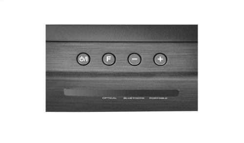 100W 2.0 ch Sound Bar with Bluetooth® Connectivity