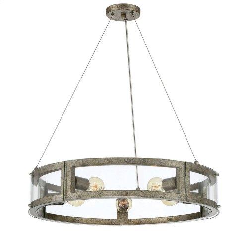 Harding 5 Light Pendant