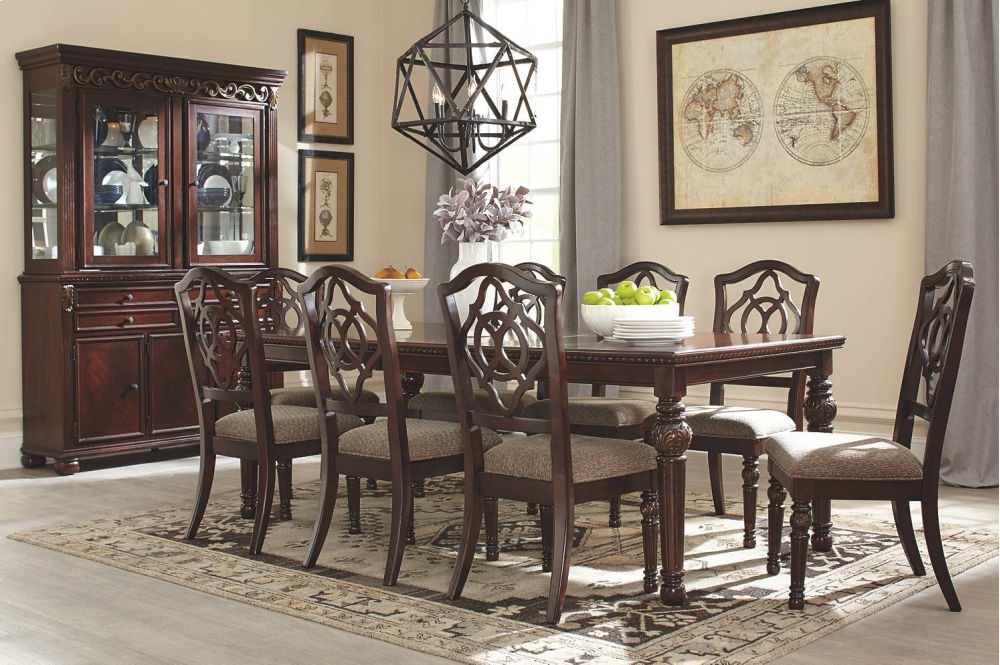 ... Additional Dining UPH Side Chair (2/CN). Ashley Furniture Logo