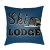 "Additional Lodge Cabin LGCB-2037 18"" x 18"""