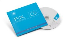 Audio CD for Calibration of FiX OEM Integration Products and general system tuning
