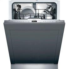 24-Inch Custom Panel Glass Care Center Dishwasher