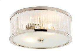 Visual Comfort AH4201PN-FG Alexa Hampton Randolph 2 Light 14 inch Polished Nickel Flush Mount Ceiling Light