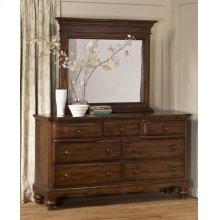 Hampton Dresser Dark Pine