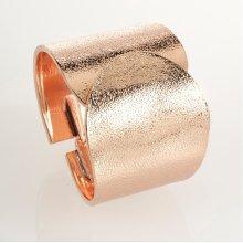 BTQ Copper Overlap Cuff
