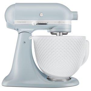 KitchenaidLimited Edition Heritage Artisan® Series Model K 5 Quart Tilt-Head Stand Mixer - Misty Blue