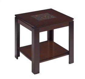 End Table Tile Top